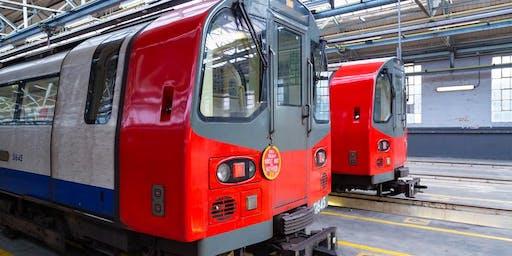 TfL Recruitment - Train Depot Open Day (Ruislip)