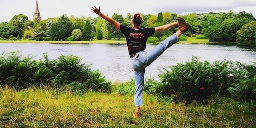 Mini Yoga Retreat: For the Trees!