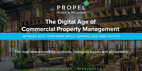 Propel Midlands by Re-Leased tickets