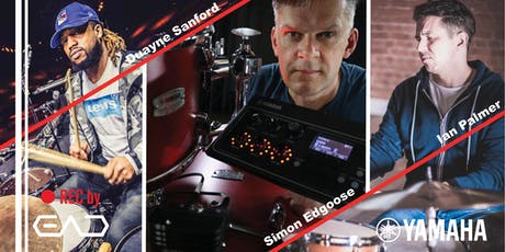 Yamaha Experience Room - The UK Drum Show 2019 tickets