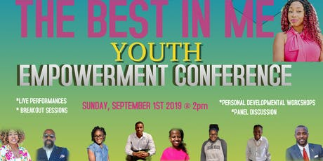 The Best In Me Youth Empowerment Conference 2019 tickets