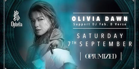 Ophelia presents Olivia Dawn tickets