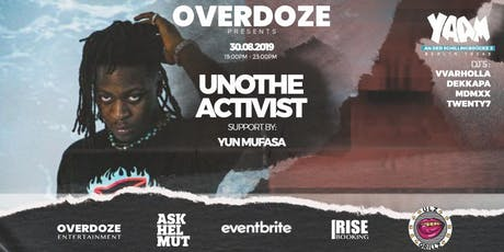 UNOTHEACTIVIST Tickets