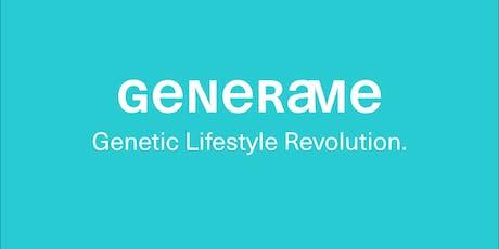 Generame - L'aperitivo dei geni: un nuovo modo di fare business biglietti