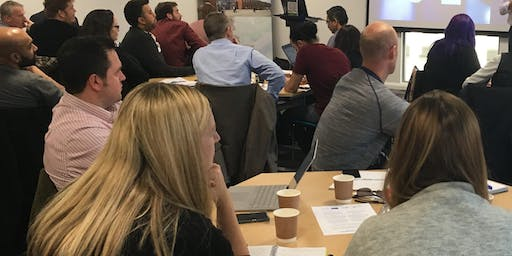 How to Build a More Valuable Business MASTERCLASS - 4 October, Slough