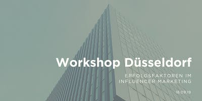Workshop - Erfolgsfaktoren im Influencer Marketing | Super7000, Düsseldorf