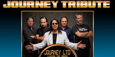 JOURNEY TRIBUTE tickets