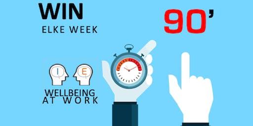 Win 90' per week