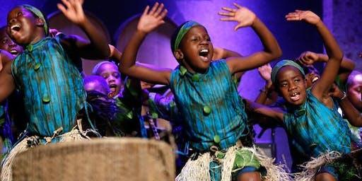 African Children's Choir in Redford, MI