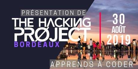 The Hacking Project Bordeaux automne 2019 (Gratuit) billets