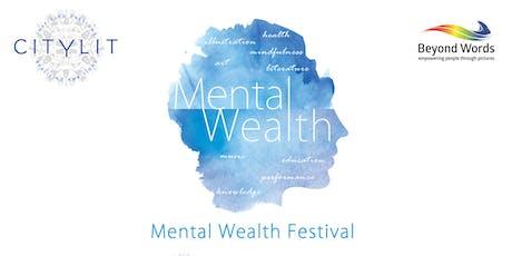 Mental Wealth Festival Saturday 12 October 2019 tickets