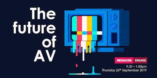The future of AV