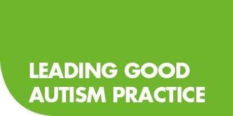 Autism Education Trust (AET) Training - Leading Good Autism Practice tickets