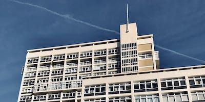 TALK:  'Was Alexander Fleming House Goldfinger's most important building?'