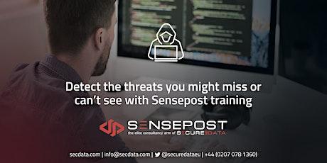 SecureData Trainings -Master BlackOps Hacking tickets