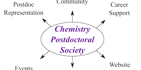Postdoc Appreciation Week - Lunchtime Networking by Chem postdoc Soc tickets