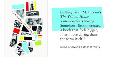 Sarah M. Broom, author of The Yellow House, in conversation with Rebecca Carroll  tickets