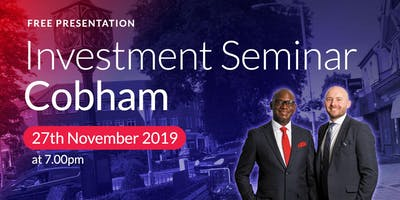 Cobham Investment Seminar Buy2LetCars