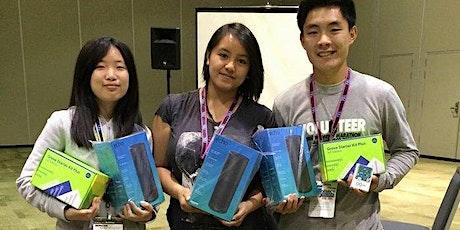 High School TeenHackathon.com Participant, iOS Developer for Charity. tickets