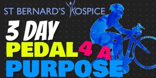 3 Day Pedal for a Purpose 2019 : from East London to Qtn and return : N6