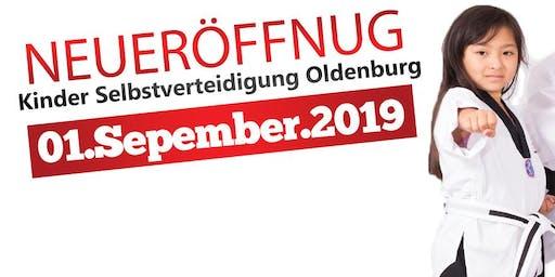 Neueröffnung Omnis Kampfkunst Akademie Oldenburg