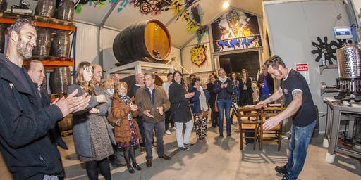 Belgian Flanders Brewery Tour and the Poperinge Beer festival