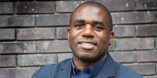 RACE EQUALITY LECTURE: DAVID LAMMY MP IN CONVERSATION WITH GILLIAN JOSEPH