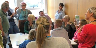Find Volunteers Workshop