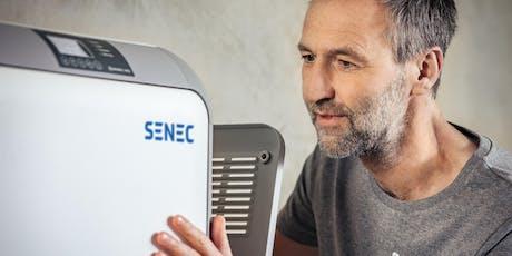 Zertifizierungs- und Produktschulung SENEC GmbH -Leipzig Tickets