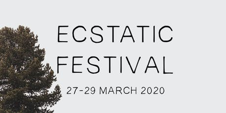 Ecstatic Festival 2020 ~ Everything Dances tickets