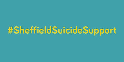 Sheffield Suicide Support website launch
