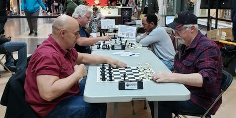 Chicago Ridge Chess at the Mall 14 tickets