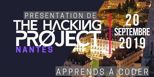 The Hacking Project Nantes automne 2019 (présentation gratuite)