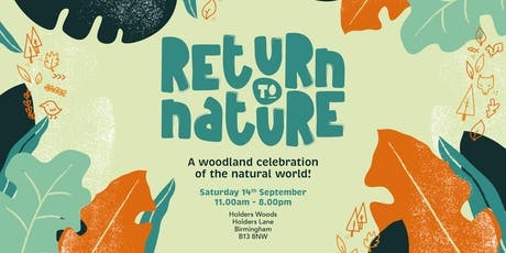Return to Nature tickets