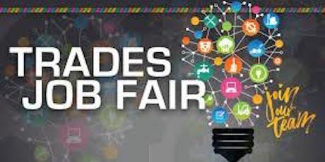Trades Job Fair tickets