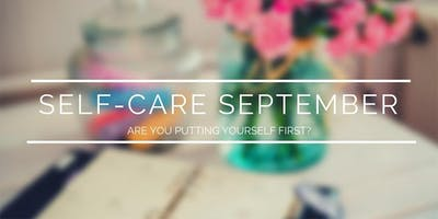 Self-Care September  presented by the Morristown Women in Business