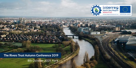 The Rivers Trust Autumn Conference 2019 tickets