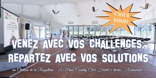 Venez avec vos challenges, repartez avec vos solutions #7