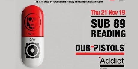 Dub Pistols (Sub89, Reading) tickets