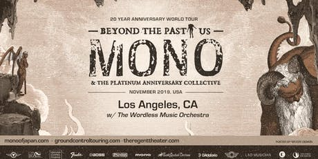 MONO w/ The Wordless Music Orchestra tickets