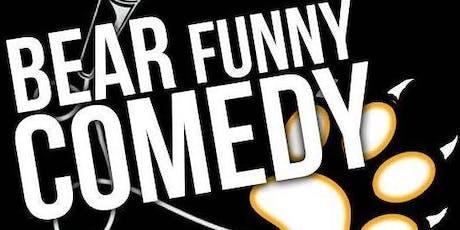Bear Funny Comedy: Angela Barnes & Edy Hurst tickets
