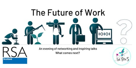 The Future of Work tickets