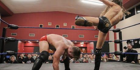 Live Wrestling in Dagnham tickets
