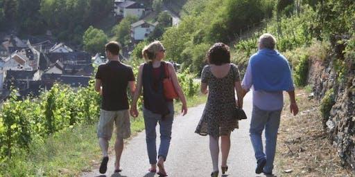 Westerwald::Wanderung vom Westerwald zur Lahn