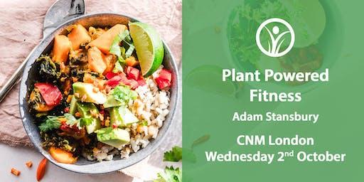 CNM London - Plant Powered Fitness