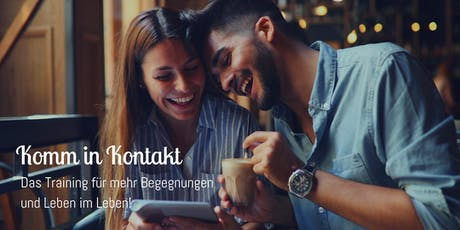 """Komm in Kontakt"" Training - Hamburg Tickets"