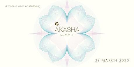 Akasha Summit - A modern vision on wellbeing tickets