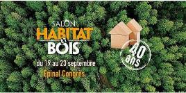 Le Salon Habitat et Bois Epinal