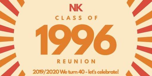 Class of '96 NK Reunion