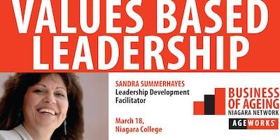 BANN Values Based Leadership